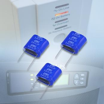 AVX Releases New Series-Connected Supercapacitors With