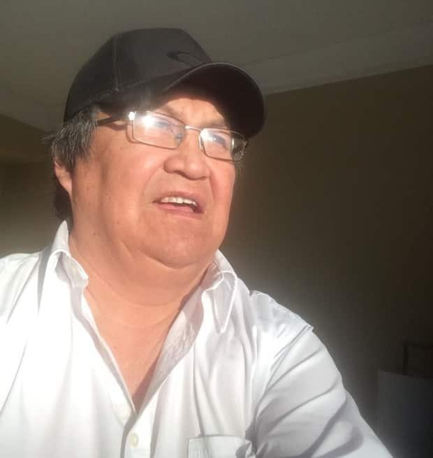 Tommy Kakfwi was elected chief of Fort Good Hope, N.W.T. in an election on Monday. (Submitted by Tommy Kakfwi - image credit)