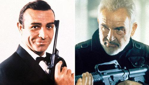 Is Sean Connery Actually James Bond In The Rock