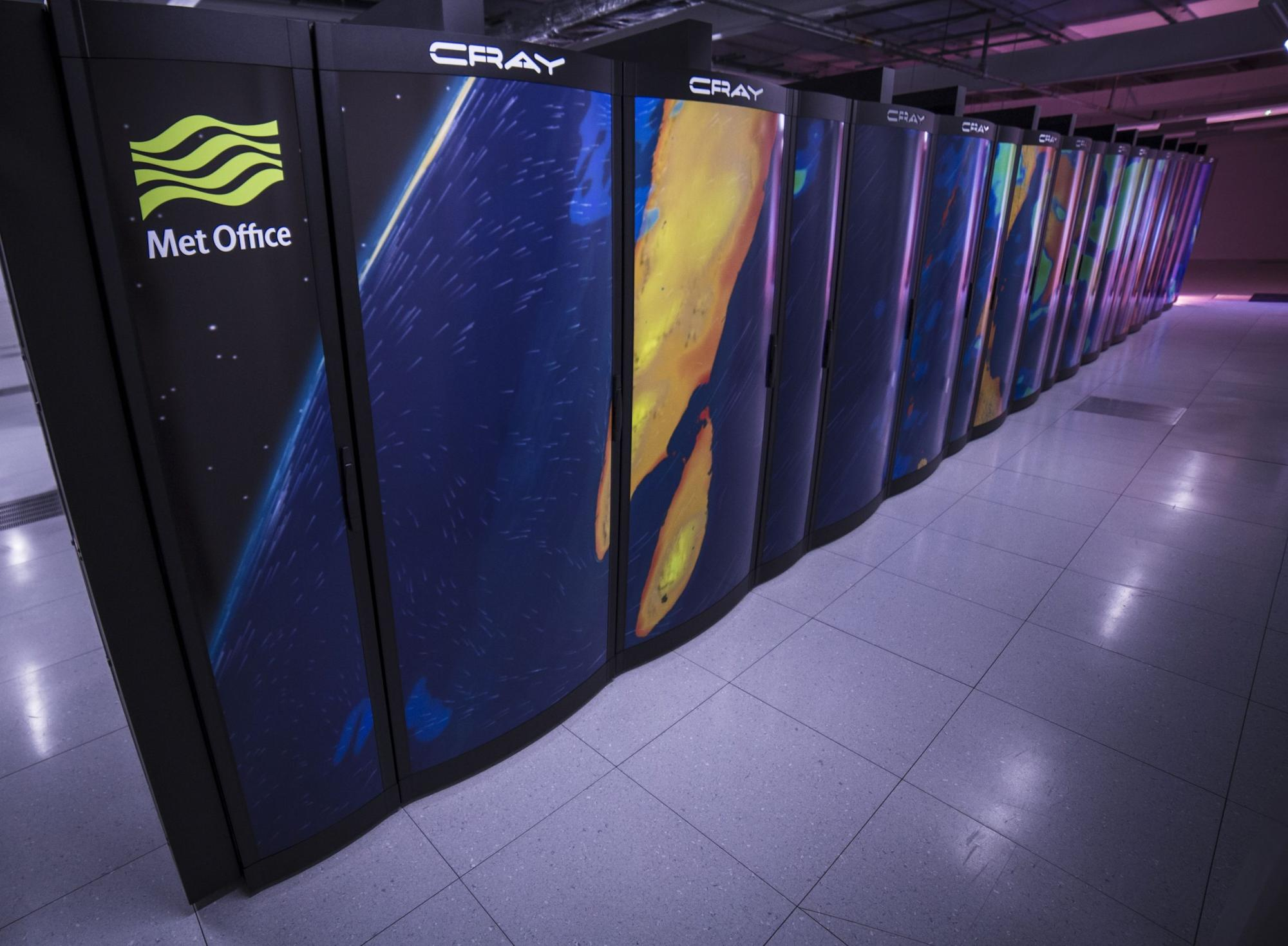 Microsoft and the UK will build the world's 'most powerful' weather supercomputer