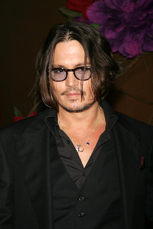"Thanks to the hundreds of millions plundered by the ""Pirates of the Caribbean"" franchise, you won't find Johnny Depp on any list of overpaid stars. But this week you will find him topping <i>People</i>'s Sexiest Man Alive list for a second time. The actor also earned the honor in 2003. ST/<a href=""http://www.splashnewsonline.com"" target=""new"">Splash News</a> - November 17, 2009"