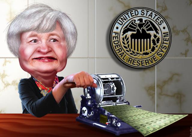 Federal Reserve Chair Janet Yellen (Source: Flickr.com)