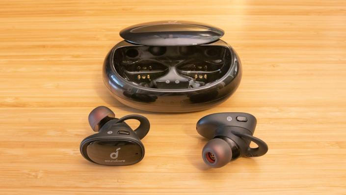 The Anker Soundcore Liberty 2 earbuds are the best true wireless earbuds you can buy under $100.