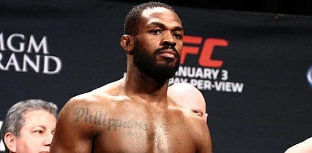 Officer Who Pulled Over Jon Jones Accused of Racial Profiling
