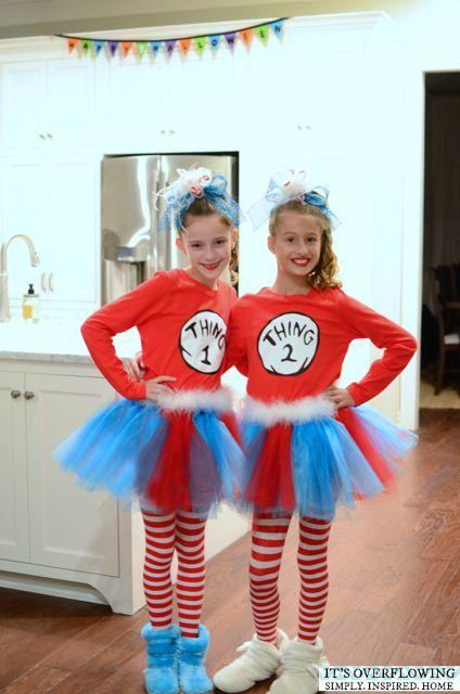 "<p>Iron-on transfers and a bit of tulle go a long way in making costumes inspired by these characters from Dr. Seuss's <em>The Cat in the Hat</em>.</p><p><strong>Get the tutorial at <a rel=""nofollow"" href=""http://itsoverflowing.com/2014/10/easy-halloween-costume/"">It's Overflowing</a>.</strong></p><p><strong><a rel=""nofollow"" href=""https://www.amazon.com/Best-Sellers-Arts-Crafts-Sewing-Iron-Transfers/zgbs/arts-crafts/7756240011"">SHOP IRON-ON TRANSFERS</a><br></strong></p>"