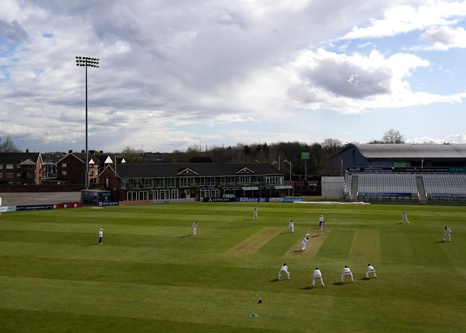 Essex's match at Derbyshire was abandoned (PA Wire)