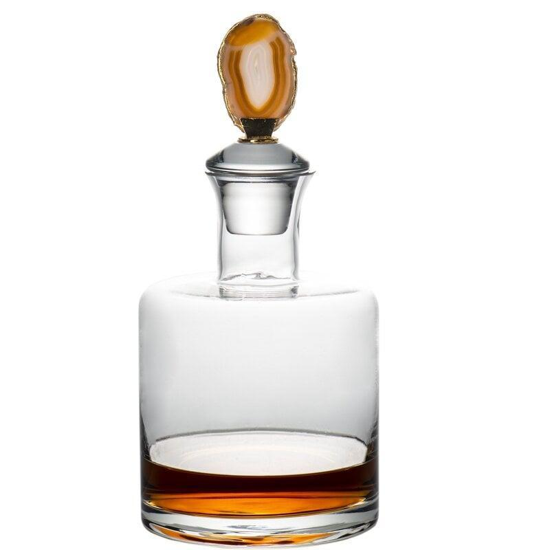 <p>This <span>Abigails Agate Whiskey Decanter</span> ($63, originally $82) is so modern and elegant.</p>