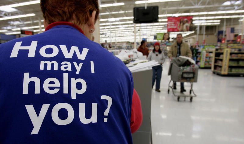 Low-wage jobs unexpectedly a way of life for many