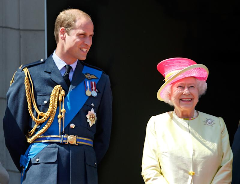 Queen Elizabeth has given Prince William a new title: Lord High Commissioner. (Photo: Max Mumby/Indigo/Getty Images)