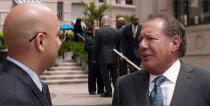<p>Shandling reprised his role as Stern in this <i>Captain America</i> follow-up, where it's revealed he's working for the evil Hydra. By the end of the movie, he's in federal custody.<br></p><p><i>(Credit: Marvel)</i></p>