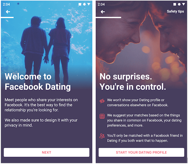 Facebook Dating now in Singapore, new feature built for