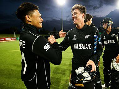 ICC Under-19 World Cup 2018, LIVE Cricket Score, New Zealand vs South Africa at Mount Maunganui