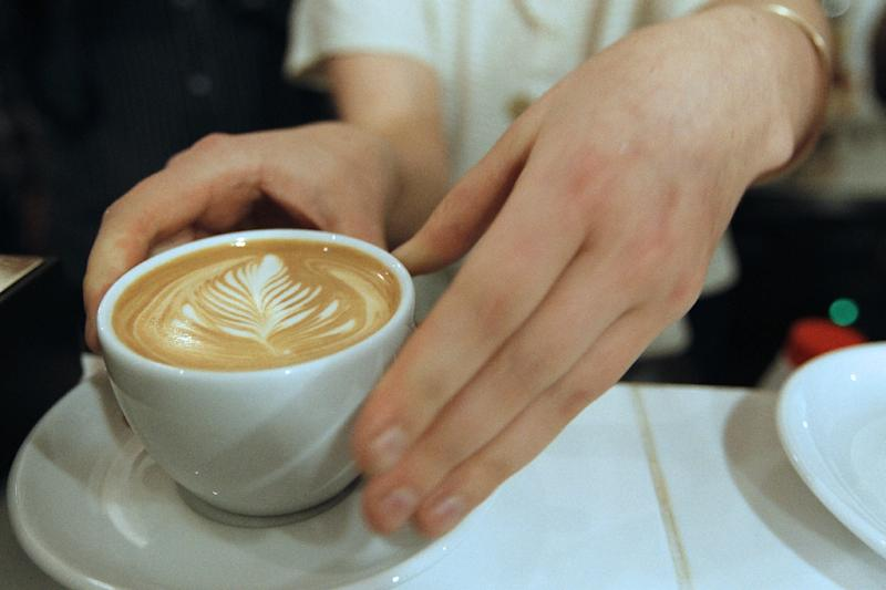 Coffee served at normal temperatures is cleared of suspicions it causes cancer (AFP Photo/Francois Guillot  )