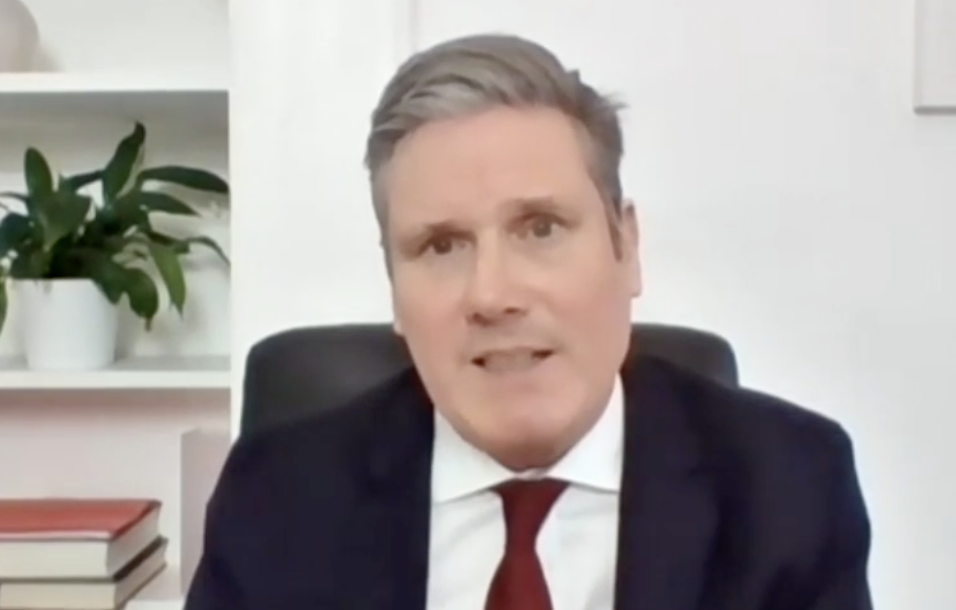 Labour leader Sir Keir Starmer has called for all teachers to be vaccinated during the February half-term. (Parliamentlive.tv)