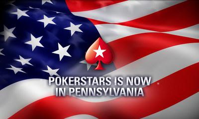 PokerStars becomes the first online poker operator in Pennsylvania
