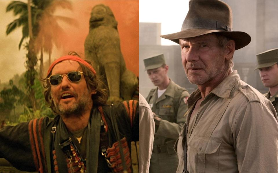 5 Potential Plot Ideas For The New Indiana Jones Film