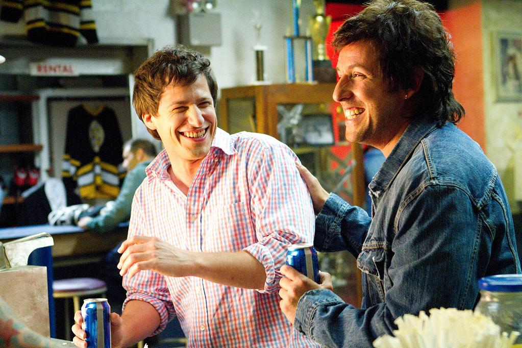 """Andy Samberg and Adam Sandler in Columbia Pictures' """"That's My Boy"""" - 2012"""