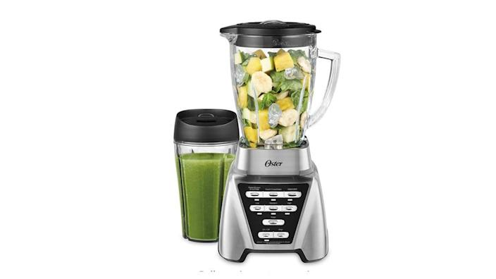 This blender is a delight for smoothie-making.