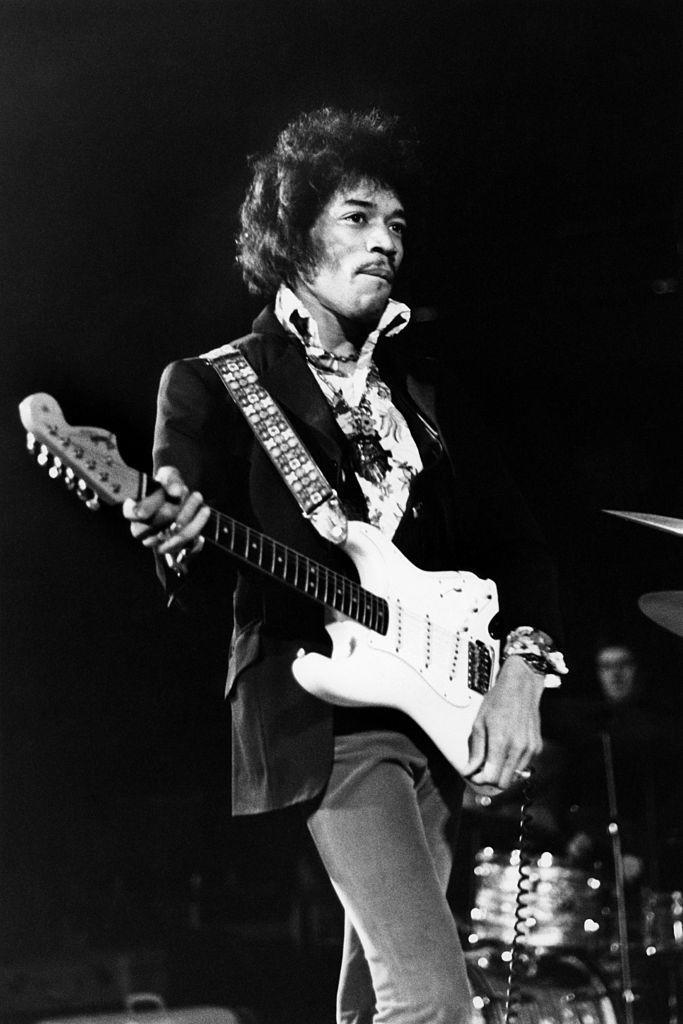 <p>Jimi Hendrix introduced this fantastic phrase into culture, giving permission for people to let theirs fly loud and proud. </p>