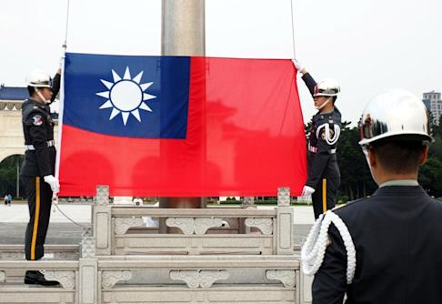 China has suspended official exchanges with Taiwan and staged numerous war games close to the island. Photo: EPA-EFE