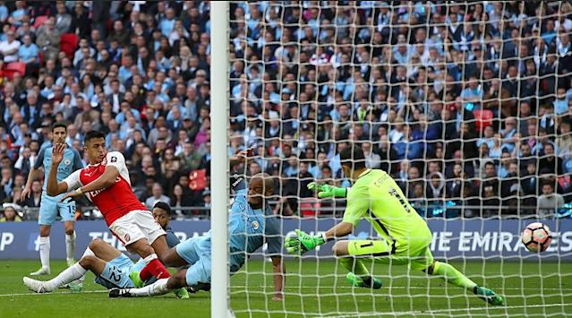 FFTs Chris Flanagan was at Wembley to watch Arsenal beat Manchester City 2-1 after extra time to set up an FA Cup final clash with Chelsea