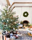 """<p>Turn your favorites from your nearest and dearest into ornaments to hang on the tree for years to come. Frame them with something sturdy, like popsicle sticks. </p><p>See more from <a href=""""https://stylebyemilyhenderson.com/"""" rel=""""nofollow noopener"""" target=""""_blank"""" data-ylk=""""slk:Emily Henderson"""" class=""""link rapid-noclick-resp"""">Emily Henderson</a>. </p>"""