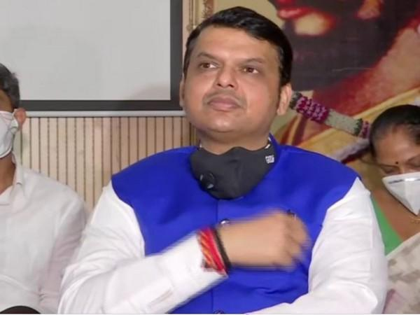 Leader of Opposition in Maharashtra Devendra Fadnavis. (File photo)