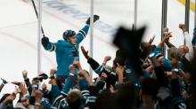 Sharks eliminate Golden Knights in unforgettable Game 7