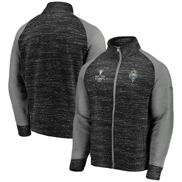 Sounders FC 2019 MLS Cup Champions Full-Zip Jacket
