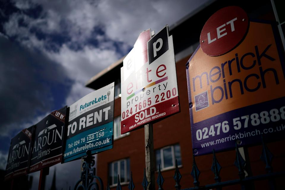 Wales saw the largest increase in property prices since March 2020 (Getty)