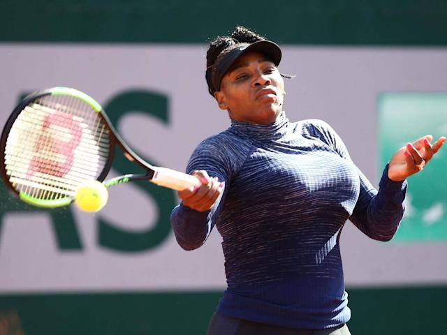 Williams is unseeded in Paris (Getty)