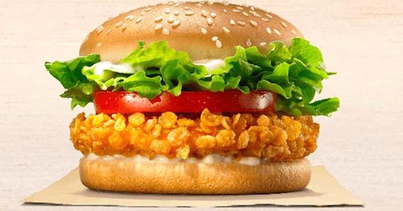 Burger Kings Gross Chicken Sandwich Gets A Tasty Makeover To Win Over The Haters