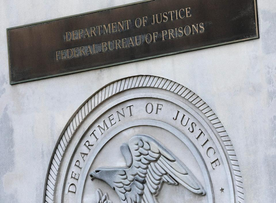 """The U.S. Department of Justice is reviewing the Trump-era policy of using """"biological sex as the initial determination"""" in housing prisoners, according to the Associated Press."""