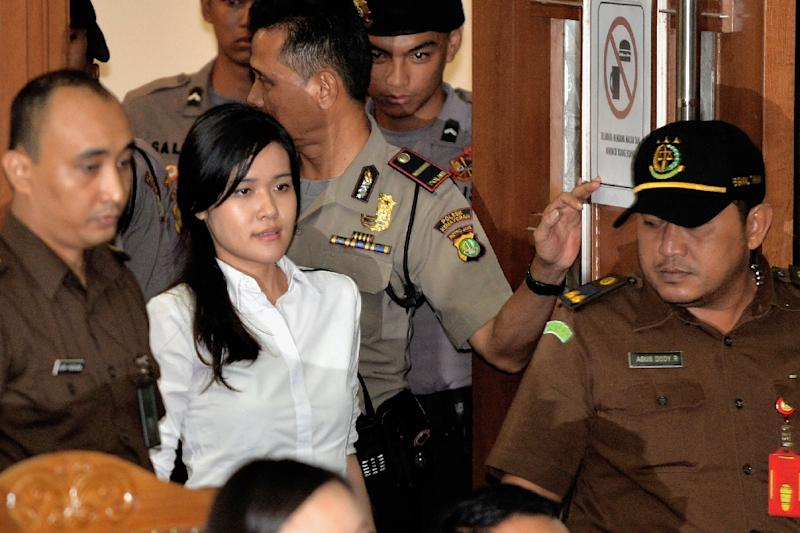 Indonesian prosecutors seek 20-year term in cyanide murder