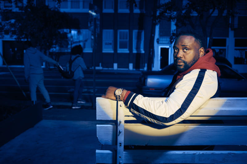 Brian Tyree Henry on