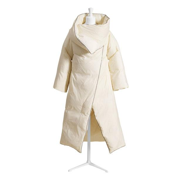 Duvet Coat, £179.99, Maison Martin Margiela with H&M