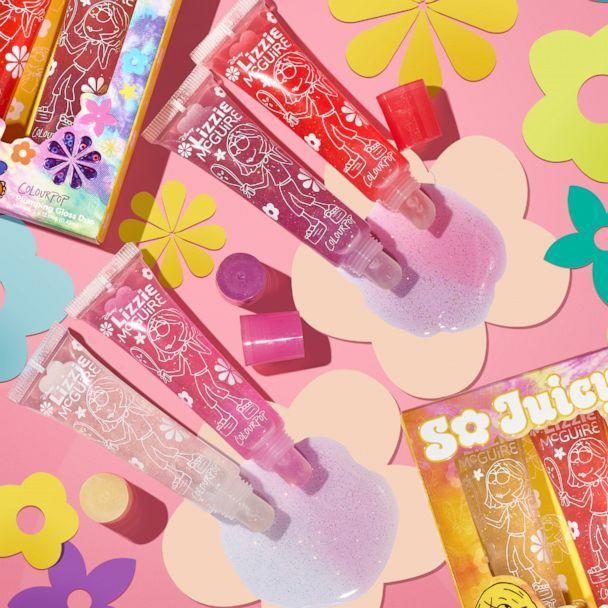 PHOTO: So Juicy Glosses from the ColourPop x Disney Lizzie McGuire Collection. (ColourPop)
