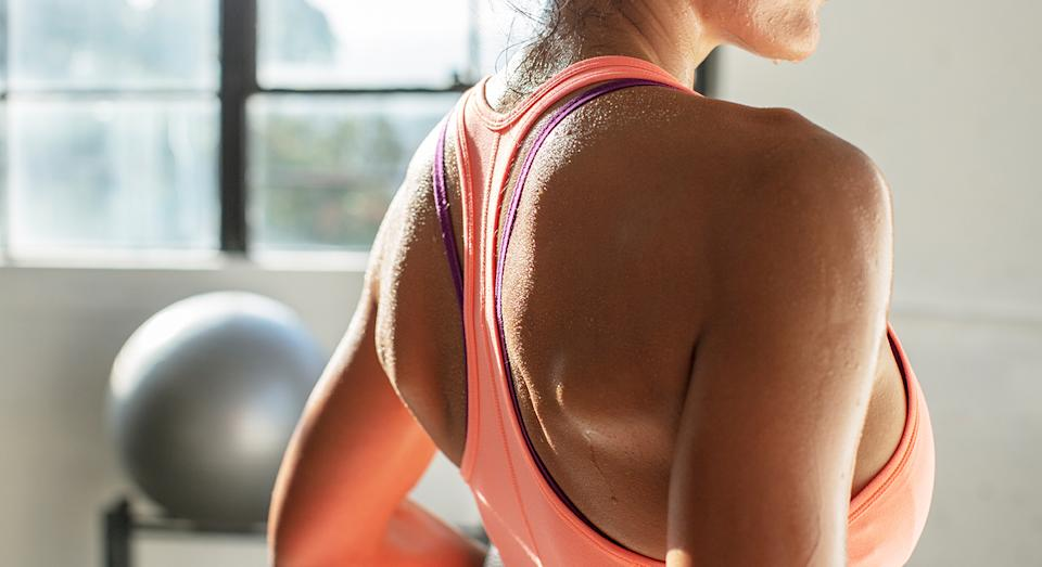 Whether you are working out or lounging around at home, a comfortable sports bra has become a wardrobe staple, but finding the perfect design is like gold dust. (Getty Images)