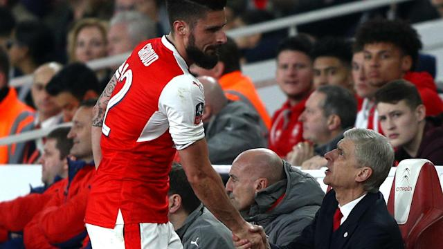 Olivier Giroud is the latest former Arsenal player to highlight the contribution Arsene Wenger had on their own career.