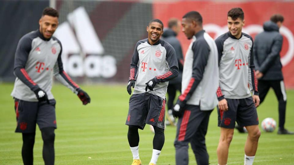 FC Bayern Muenchen - Training Session | Adam Pretty/Getty Images