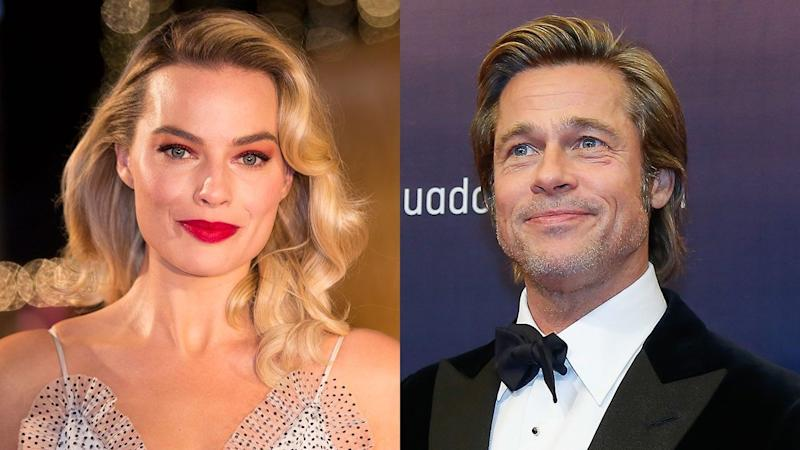 First Look at Brad Pitt and Margot Robbie in Quentin Tarantino's 'Once Upon a Time in Hollywood'