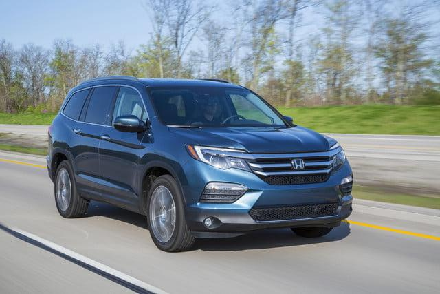 2018 Honda Pilot Release Date >> 2018 Honda Pilot Release Date Prices Specs And Features