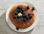 """<a href=""""https://www.bonappetit.com/recipe/whole-grain-pancakes-with-blackberries?mbid=synd_yahoo_rss"""" rel=""""nofollow noopener"""" target=""""_blank"""" data-ylk=""""slk:See recipe."""" class=""""link rapid-noclick-resp"""">See recipe.</a>"""