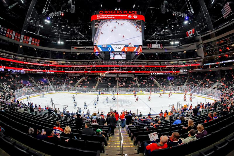 Plans for games at non-NHL arenas abandoned