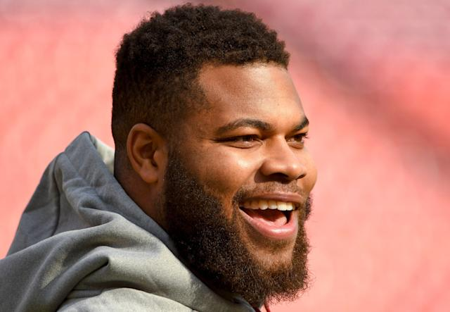 Former Redskins LB Zach Brown is heading to the Philadelphia Eagles. (Photo by Mark Goldman/Icon Sportswire via Getty Images)