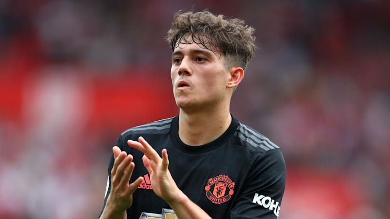 James out of Manchester United's Europa League opener against Astana