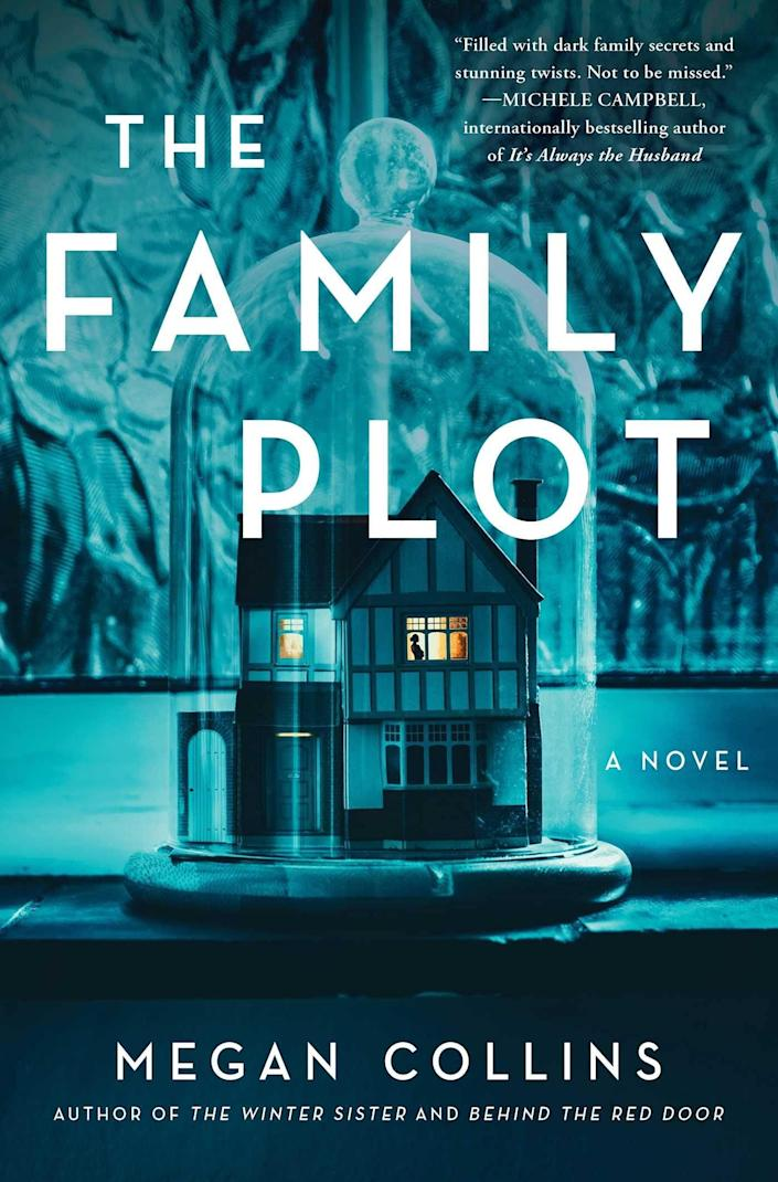 <p>A true-crime-obsessed family is forced to unravel a murder that hits close to home in <span><strong>The Family Plot</strong></span> by Megan Collins. Years after she left her eccentric family of true-crime devotees behind, Dahlia returns home after her father dies. However, things take an unexpected turn when the body of her long-missing twin brother shows up in her father's grave. </p> <p><em>Out Aug. 17</em></p>