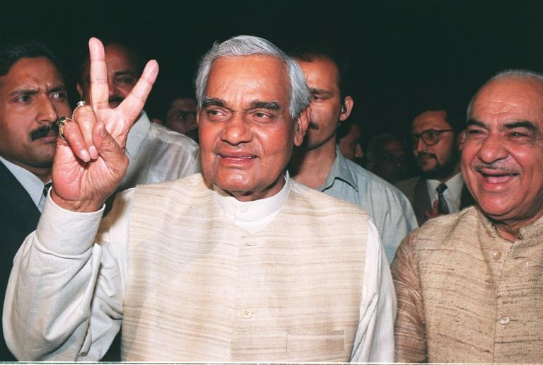Former Indian Prime Minister Atal Behari Vajpayee's death sparked tributes from across the country's political spectrum