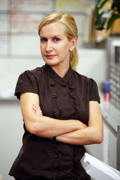 PHOTO: Angela Kinsey as Angela Martin in 'The Office'. (Getty Images, FILE)
