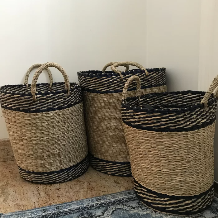 """<h2>Birch Lane Wicker Basket Trio</h2><br><strong>Deal: 39% Off</strong><br>Why are nice baskets always soooo expensive? If you're looking to organize your life while adding a touch of cottage core style to any nook or cranny of your home, today is the day to scoop up the basket of your dream. They truly hold everything — plants, toilet paper, a giant mess of random stuff you no longer want to look at — just put it in a basket. Wayfair has <a href=""""https://www.wayfair.com/keyword.php?prefetch=false&class_id=&keyword=basket"""" rel=""""nofollow noopener"""" target=""""_blank"""" data-ylk=""""slk:too many to choose from"""" class=""""link rapid-noclick-resp"""">too many to choose from</a> on sale today.<br><br><strong>Birch Lane</strong> Traditional Round Wicker Basket Set, $, available at <a href=""""https://go.skimresources.com/?id=30283X879131&url=https%3A%2F%2Ffave.co%2F33SCM5Y"""" rel=""""nofollow noopener"""" target=""""_blank"""" data-ylk=""""slk:Wayfair"""" class=""""link rapid-noclick-resp"""">Wayfair</a>"""